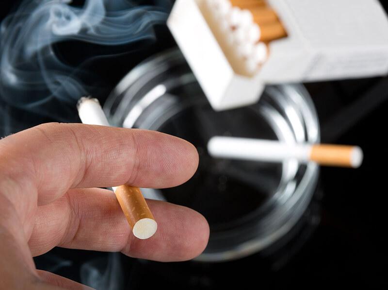 Boj proti kajenju
